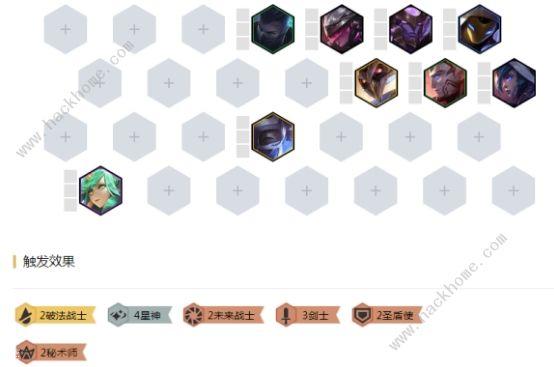 云顶之弈10.10赌霞怎么搭配 新版10.10赌霞阵容及运营详解[多图]图片3