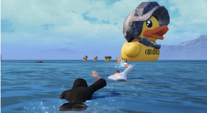 和平精英小黃鴨空投怎麼拿 小黃鴨空投爭奪技巧[多圖]