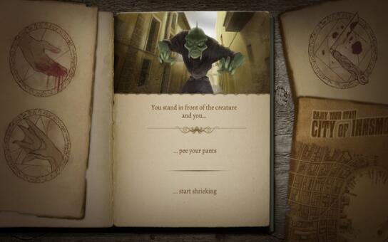印斯茅斯谜案完整剧情最新汉化版图3: