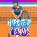 时髦网球游戏