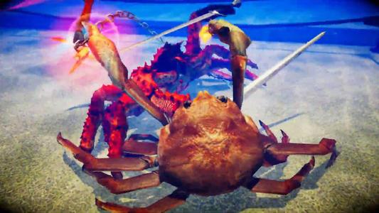 螃蟹大战2020什么时候出 螃蟹大战NS版将于8月20日发售[多图]