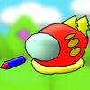 手绘飞机空战游戏