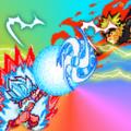 动漫大战龙珠vs火影