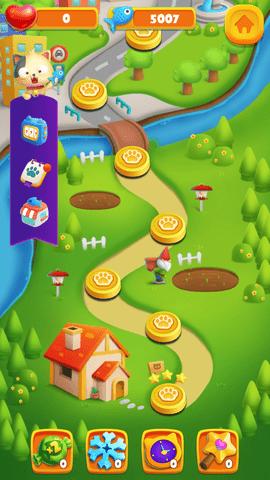 猫咪跑酷冒险游戏图2