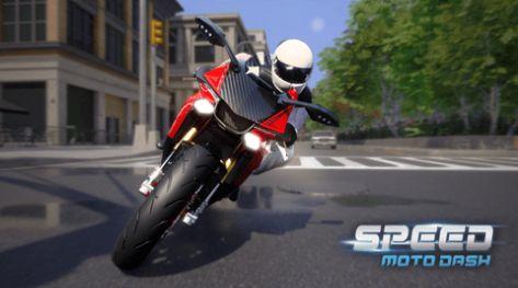 真正的高速摩托驾驶模拟器手游官方IOS最新版图1: