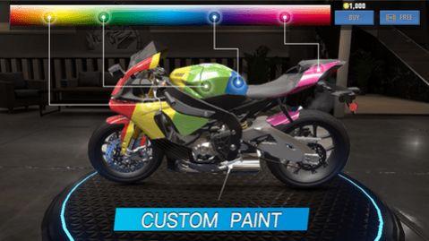 真正的高速摩托驾驶模拟器手游官方IOS最新版图3: