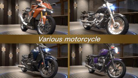 真正的高速摩托驾驶模拟器手游官方IOS最新版图2: