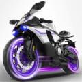 真正的高速摩托驾驶模拟器