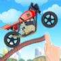 画线摩托竞赛游戏安卓版 v1.0