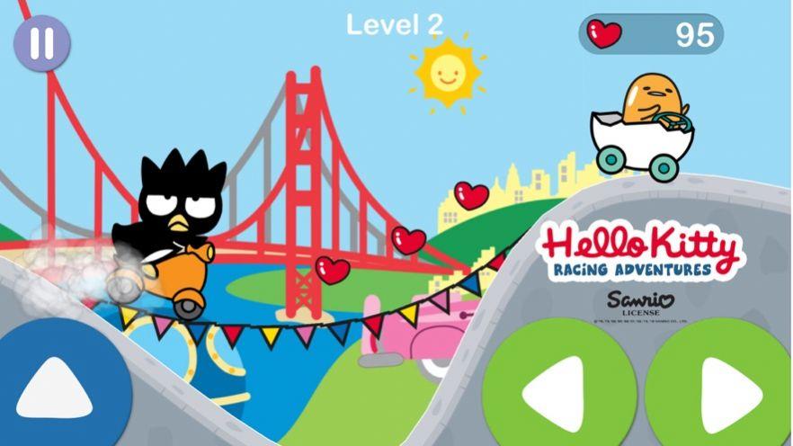 抖音凯蒂猫飞行冒险ios苹果版图1: