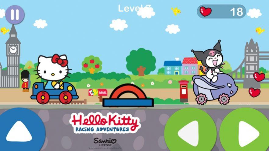 抖音凯蒂猫飞行冒险ios苹果版图2: