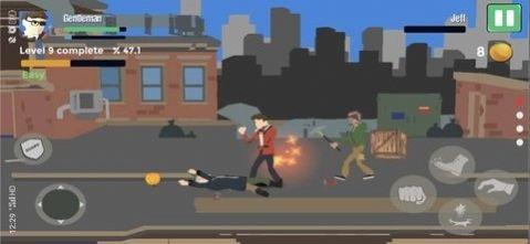 狂徒巷战游戏安卓中文版图片1