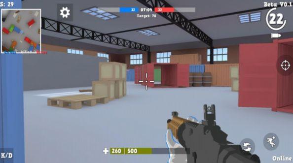 人类射击战场游戏官方最新版图3: