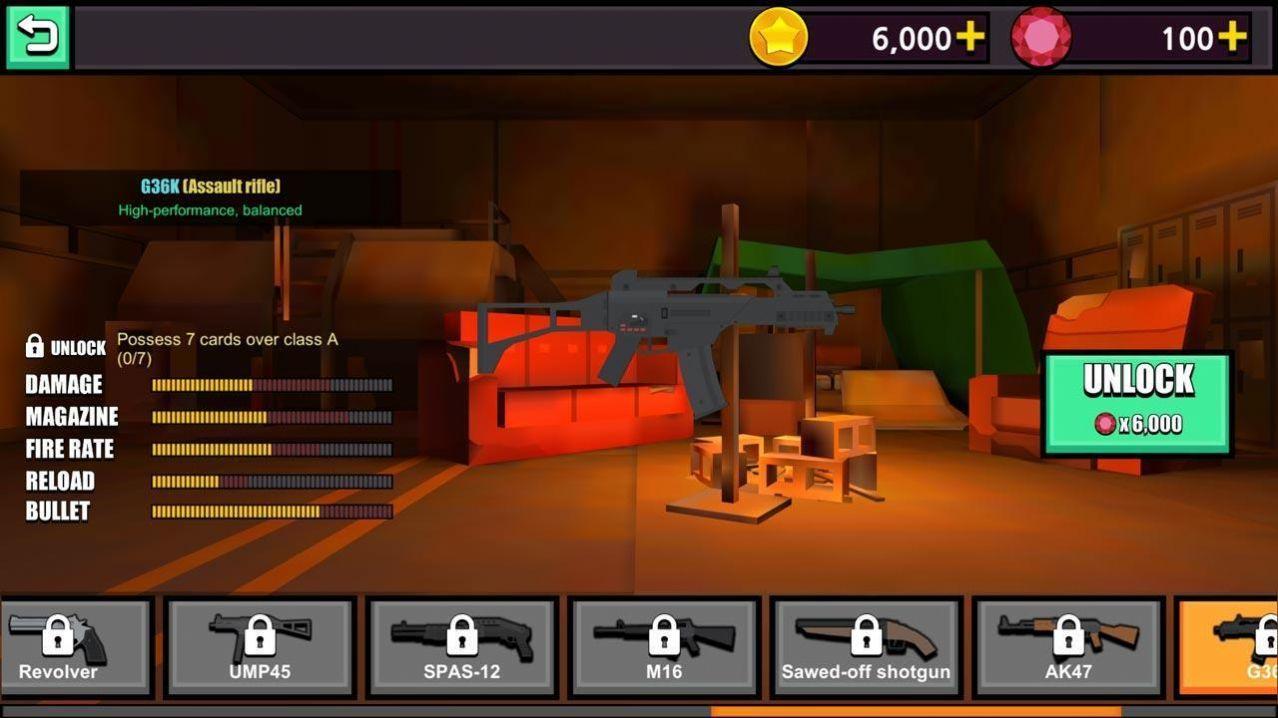 像素猎手游戏最新安卓版下载图2: