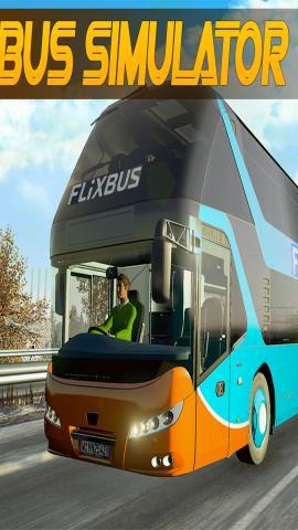 公交巴士模拟驾驶游戏汉化版图1: