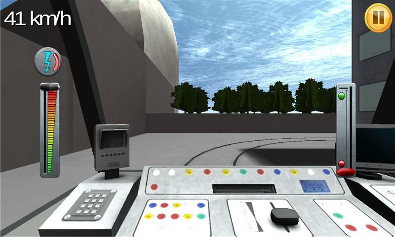 公共汽车电车模拟器游戏手机版图1: