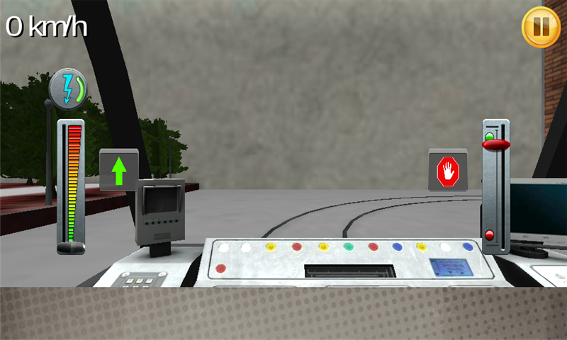 公共汽车电车模拟器游戏手机版图2: