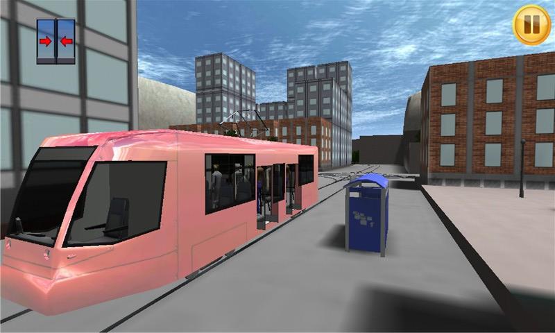 公共汽车电车模拟器游戏手机版图3: