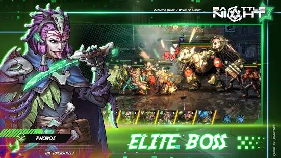 明日边境中文版游戏下载(Battle Night)图1: