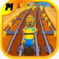 地铁香蕉跑酷游戏官方最新版 v1