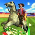 我的骑马模拟器游戏