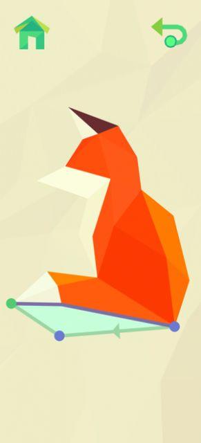 一条线着色游戏官方IOS版(One Line Coloring)图1: