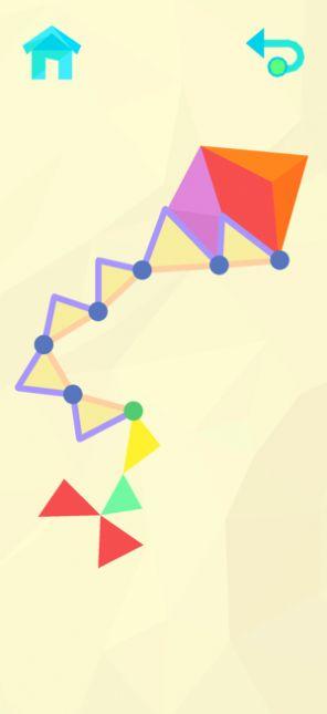 一条线着色游戏官方IOS版(One Line Coloring)图片1