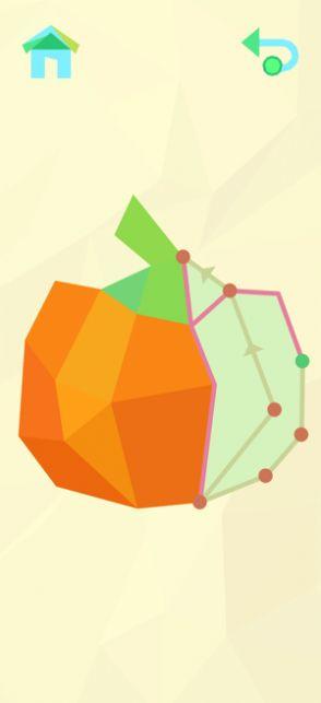 一条线着色游戏官方IOS版(One Line Coloring)图3: