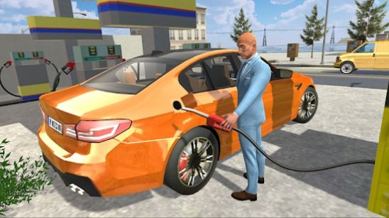 宝马真实驾驶模拟游戏官方最新版图2: