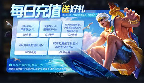 王者荣耀7月28日更新公告 破浪对决玩法限时开启[多图]图片6
