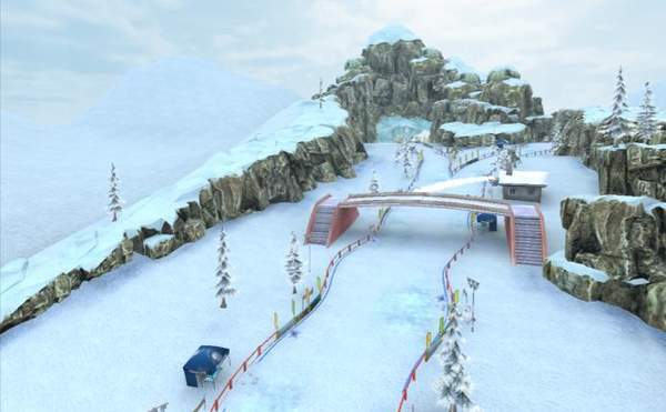 奇幻滑雪3VR游戏手机版下载图1: