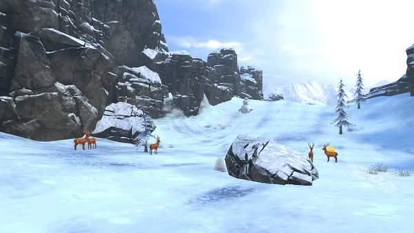 奇幻滑雪3VR游戏手机版下载图3: