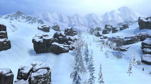 奇幻滑雪3VR游戏手机版下载图2: