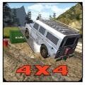 4x4越野卡车特技驾驶员游戏