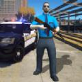 犯罪城市警察通缉游戏