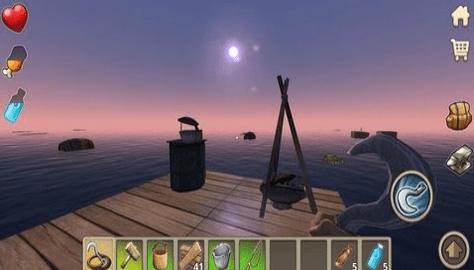 灾难荒岛生存游戏官方安卓版图片1