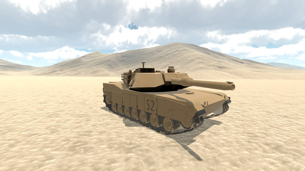 Tank Crew VR游戏最新版图片1