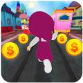 马莎跑步冒险游戏中文版 v1.0