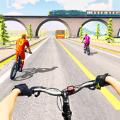 极限自行车赛公路骑手游戏中文版 v1.1