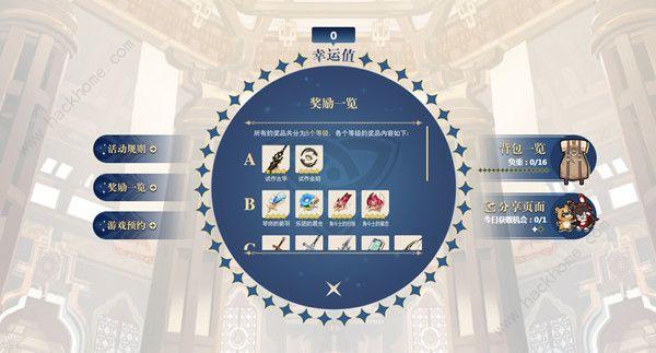 原神预抽卡奖励哪个好 预抽卡奖励选择攻略[多图]图片2