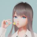 yoyo鹿鸣lumi你想吃糖吗表情包图片分享 v1.0