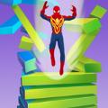 超级蜘蛛侠螺旋崩溃3D游戏中文版 v0.4