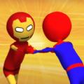 火柴人英雄推人比赛游戏安卓版 v1.0
