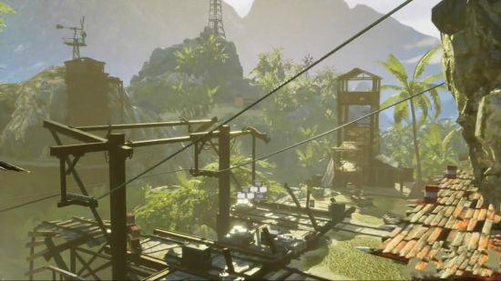 孤岛惊魂VR潜入疯狂免费完整版游戏图片1