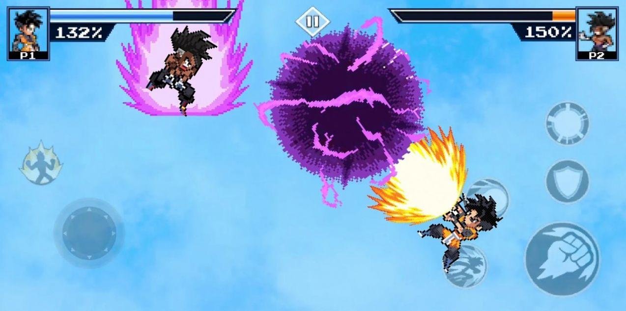 龙珠战争Z战士传奇之战游戏安卓版图3: