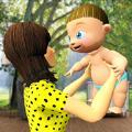 虚拟妈妈婴儿护理游戏安卓版 v1.0.0