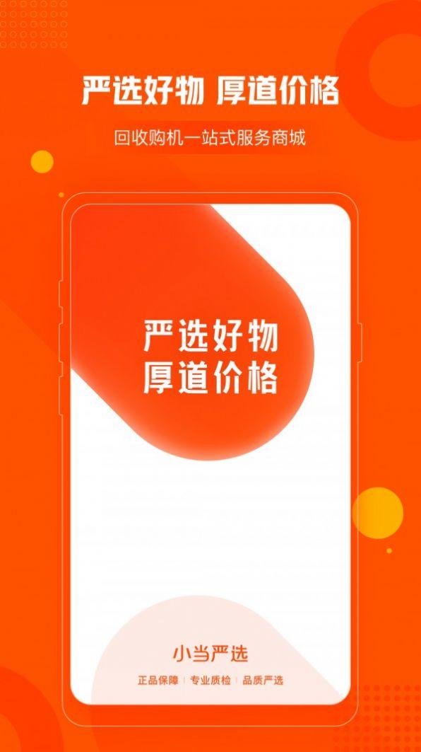 小当严选app最新版下载图2: