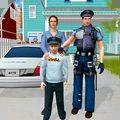 我的警察妈妈游戏中文版 v1