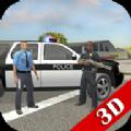 警察巡逻模拟器3d游戏手机版下载(有手铐的) v1.0