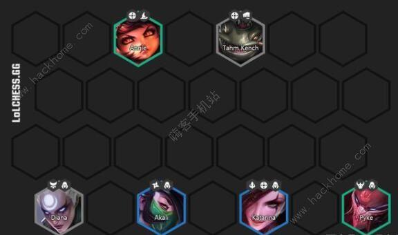 云顶之弈S4福星阵容怎么搭配 最强六福星四刺阵容攻略[多图]图片4
